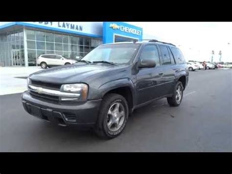 2007 Chevrolet Trail Blazer Ls 4wd  Find Used Cars At