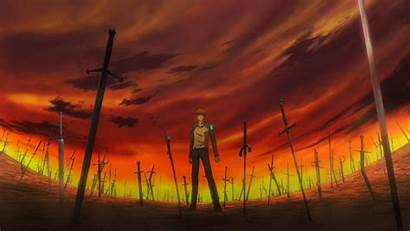 Unlimited Blade Works Fate Stay Night Wallpapers