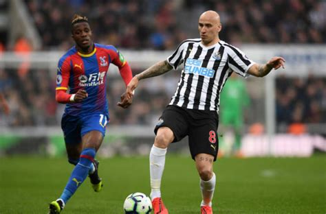 Newcastle United Vs Crystal Palace / Looking Back On The ...