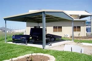 Carport Vor Garage : carports sheds and garages for sale ranbuild ~ Lizthompson.info Haus und Dekorationen