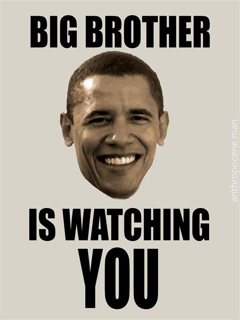 Big Meme - big brother barack obama know your meme
