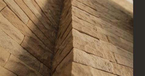 DIY Stone   this is peel and stick stone veneer, inside