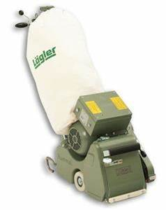 The lagler hummel belt sander is one of our most popular for Floor sanding courses