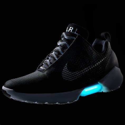 Nike's Selflacing Hyperadapt 10 Sneakers Go On Sale This