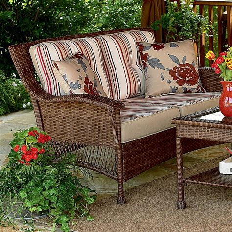 roseville seating set replacement cushions garden winds