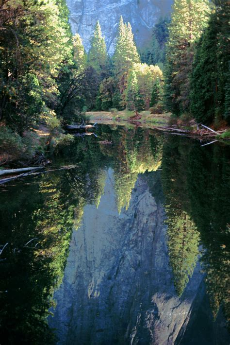 Merced River mirror