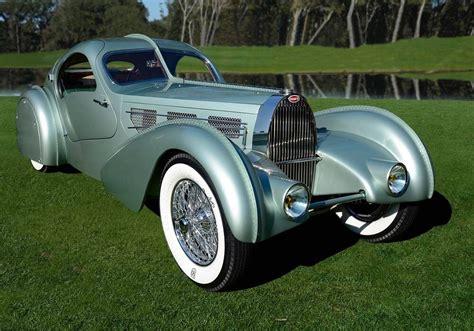 1934 Bugatti Type 57 Vintage Classic Car Photo Print Ca