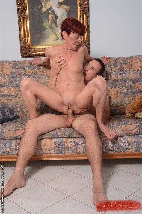 Beautiful Granny Angela Reed Enjoys Hardcore Sex With Her