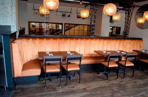 Upholstered Booths & Banquettes