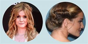 Coiffure Pour Noel : coiffure no l 30 id es de coiffures pour no l marie claire ~ Nature-et-papiers.com Idées de Décoration