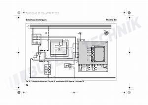 Webasto Thermo 50 Installation Instructions