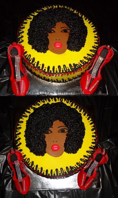 themed cake afro girl zoe cakes unlimited cakes