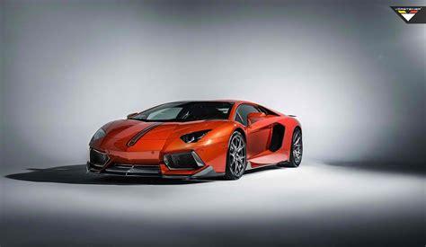 2014 Vorsteiner Lamborghini Aventador-v Lp-740 Pictures