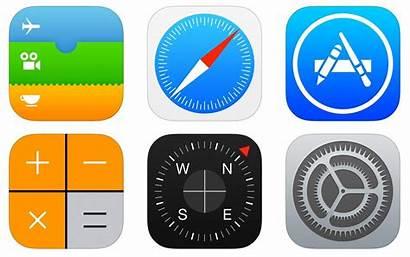 Ios Icon Iphone App Settings Icons Phone