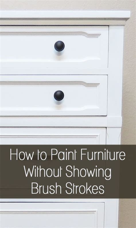 best paint brush for kitchen cabinets how to paint cabinets without brush strokes furniture 9165