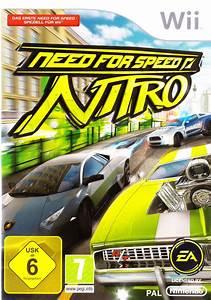 Need For Speed Wii : need for speed nitro 2009 wii box cover art mobygames ~ Jslefanu.com Haus und Dekorationen