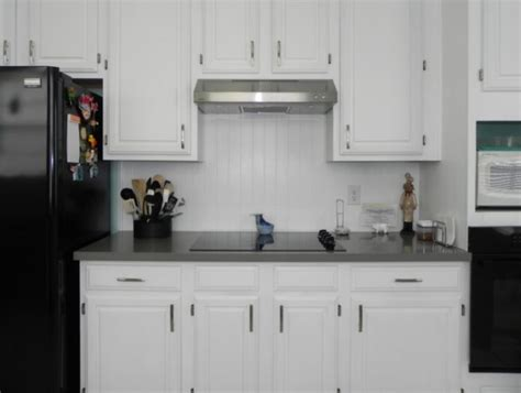 Beadboard Tile Backsplash : 19 Beadboard Backsplash Ideas To Make Stunning Kitchen Room