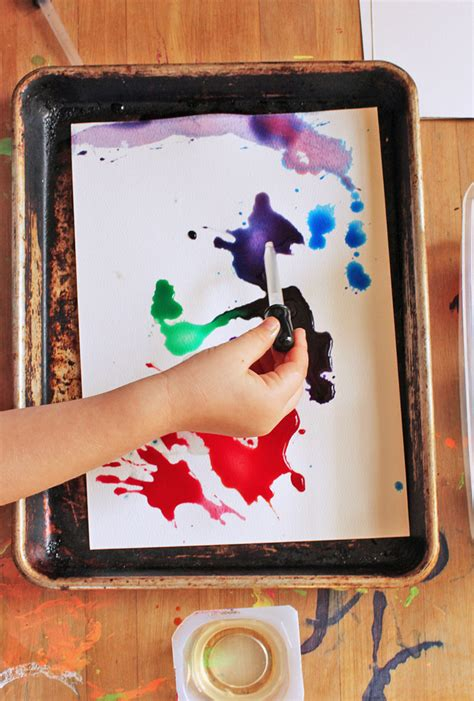 easy art projects preschoolers easy projects for watercolors amp 128