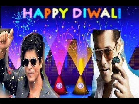 "Bollywood Stars Wishing ""happy Diwali"" To Fans Youtube"
