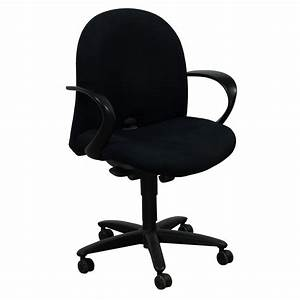 Haworth Accolade Used Task Chair Black National Office
