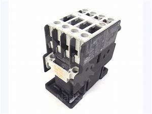 Cl00a310t Ge    General Electric 120vac Cl Control Relay 3