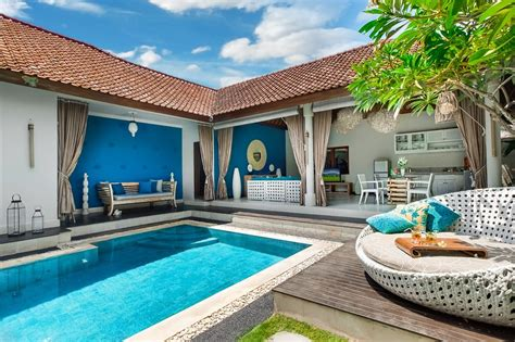 Villa To Rent In Seminyak, Bali With Private Pool