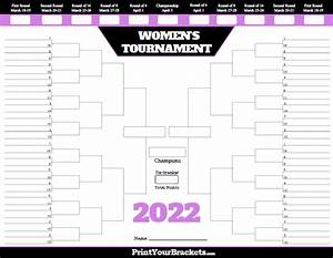 printable 2019 39 s ncaa march madness tournament bracket