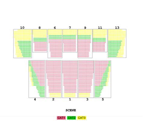 palais des congres plan salle indiana jones les aventuriers de l arche perdue en cin 201 concert palais des congr 200 s de
