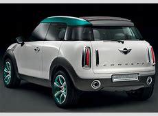 MINI Crossover Concept Concept Cars DisenoArt
