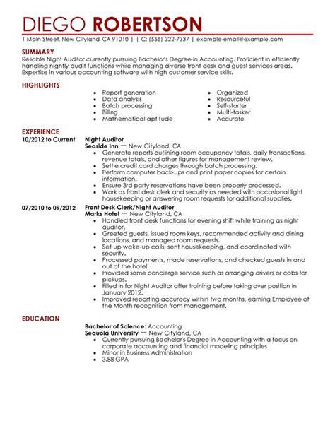 proper resume format  resume