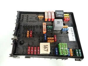 2007 Volkswagen Rabbit Fuse Box Ebay by 2007 Volkswagen Vw Eos Fuse Box Unit Module Ebay