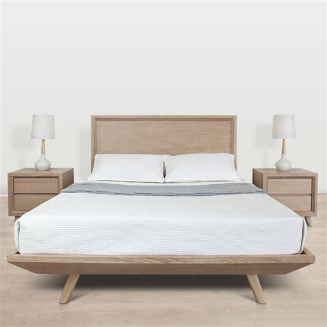 Nordic Queen Bed Frame  Sleeping Giant