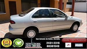 Financio Hasta 100  Nissan Sentra B14 1997  Manual  4