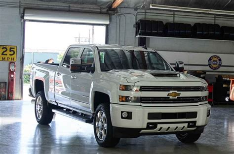 2018 Chevy Silverado 2500h by 2018 Chevy Silverado 2500hd New Colors Upcoming Chevrolet