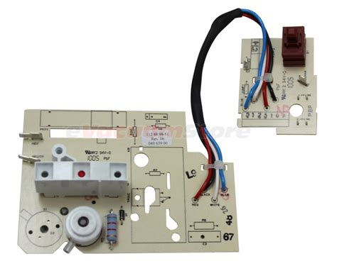 electrolux oxygen vacuum cleaner circuit board el6988e evacuumstore