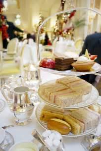 Ritz London Afternoon Tea
