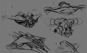 V Ling  Gunship Ideation