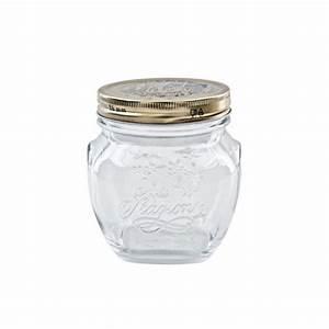 Bocaux En Verre Pour Conserves : set de 12 bocaux pots confiture conserve 50 cl en ~ Nature-et-papiers.com Idées de Décoration