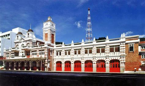 cpg consultants central fire station