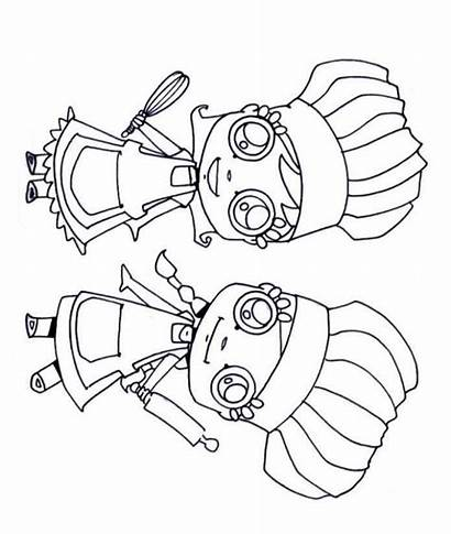 Coloring Cooking Pages Cook Chef Ready Chefs