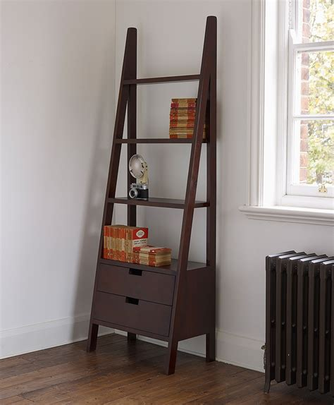 ladder bookcase with drawers ladder bookcase with drawers doherty house fabulous