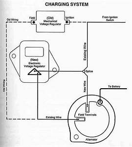 1997 Dodge Mins Alternator Wiring Diagram