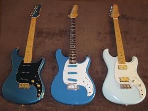 Story Of A Blazer  Blue Guitars