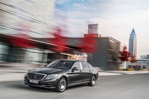 Mercedes‑maybach stands for timeless luxury. mercedes-maybach S-class line led by exclusive top-of-the-range S 600