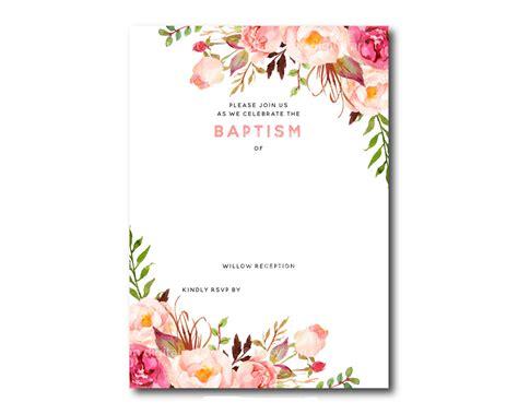 invitations to print free floral invitation free template orderecigsjuice info