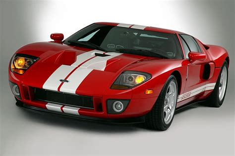 2005 Ford Gt Reviews, Specs And Prices