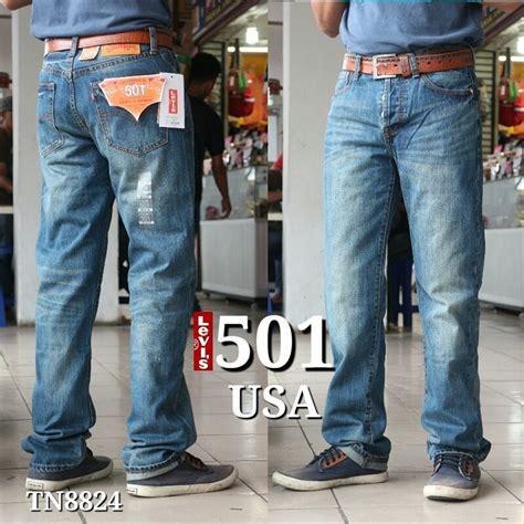 Harga Celana Merk Levis 501 jual levis 501 original celana terbaru di lapak