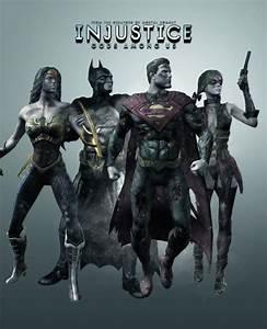 'Blackest Night' Zombie DLC for Injustice: Gods Among Us - IGN