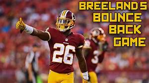 Breeland's Bounce Back Game - YouTube