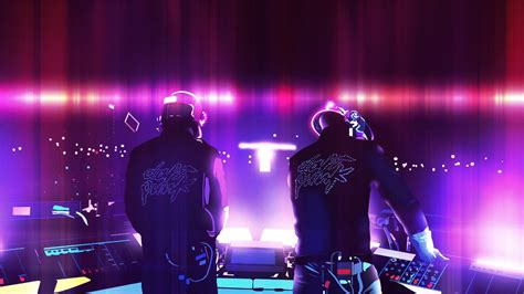Daft Punk Backgrounds - Wallpaper Cave
